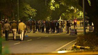 Hindistan'da İsrail'in Yeni Delhi Büyükelçiliği yakınında patlama meydana geldi.