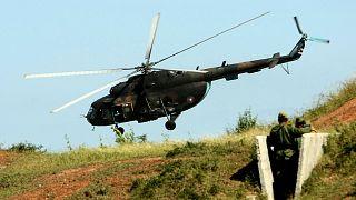 هلیکوپتر ارتش کوبا