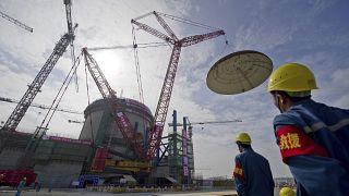 مراحل ساخت یک راکتور هستهای در چین
