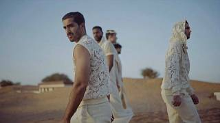 آول أسبوع للموضة الرجالية في دبي
