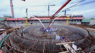 Hualong 1 nükleer santraline 60 yıl ömür biçilirken her bir reaktörün 1,16 milyon kilowatt kapasitesi olduğu açıklandı