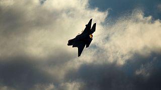 هواپیمای اف-۳۵ اسرائیل