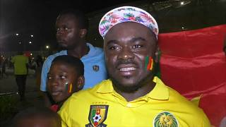 CHAN: Cameroon qualifies for semi-finals after win over DRC