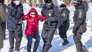 Задержания в Хабаровске