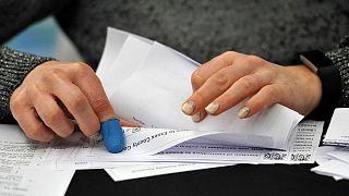 شمارش آراء در انتخابات محلی سال ۲۰۱۷