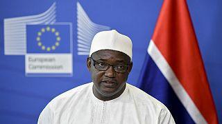 Gambie : Adama Barrow lance son parti en vue de la présidentielle