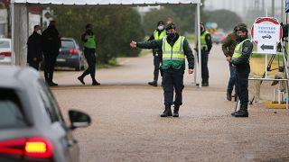 Portugal cierra la frontera con España para evitar la propagación de las cepas de COVID-19