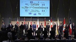 Αίτηση συμμετοχής στη συνθήκη ελευθέρου εμπορίου Ασίας-Ειρηνικού κατέθεσε το Ηνωμένο Βασίλειο