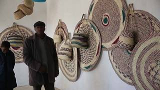 Afro-Libyan Thousand-Year Old Traditional Basketry in Tuareg Lives On