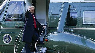 ABD Eski Başkanı Donald Trump