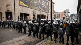 پلیس در بلژیک