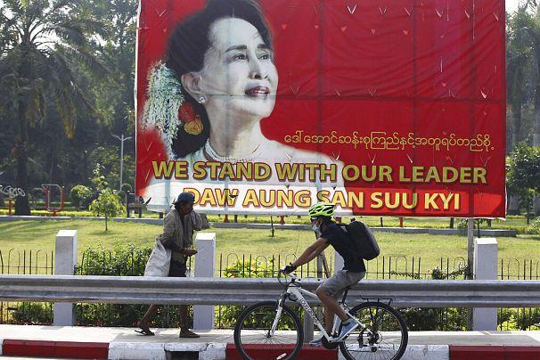 Thein Zaw/AP