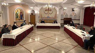 Σύσκεψη στην Ιερά Μητρόπολη Νεαπόλεως και Σταυρουπόλεως