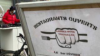 Рестораторы Франции хотели открыться, но не смогли