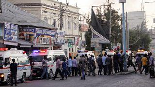 L'attentato all'Hotel Afrik di Mogadisho