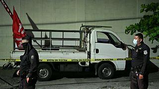 Caravana del FMLN atacada por al menos tres personas