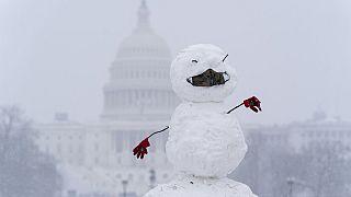 Hóember Washingtonban