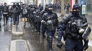 Франция: реформа полиции