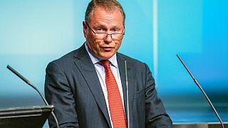 Norveç Yatırım Fonu Tepe Yöneticisi Nikolai Tangen