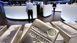 Gümüş fiyatları son 8 yılın zirvesinde