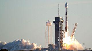 ارسال تازه ماهوارههای اینترنت فضایی به مدار زمین