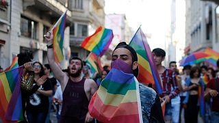 رژه همجنس گرایان در ترکیه