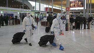 Mehr Tests, mehr Grenzkontrollen: Europa kämpft weiter mit dem Virus und seinen Varianten