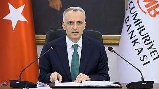 Türkiye Cumhuriyet Merkez Bankası Başkanı Naci Ağbal