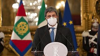 President of the Chamber of Deputies, Roberto Fico