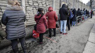 La crise économique s'ajoute à la crise sanitaire