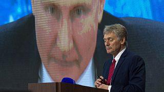 بيسكوف يتابع كلمة للرئيس الروسي فلاديمير بوتين