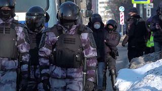 Ρωσία: Δεκάδες νέες συλλήψεις υποστηρικτών του Ναβάλνι