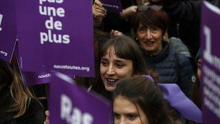 Baisse des féminicides en 2020 en France, mais pas des violences conjugales