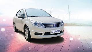 اولین خودرو برقی بازار ایران