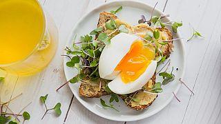 Auch für VeganerInnen ist es offenbar schwer, auf Eier zu verzichten