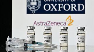 اللقاح الذي طورته مجموعة أسترازينيكا بالتعاون مع جامعة أوكسفورد