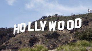 لافتة في هوليوود