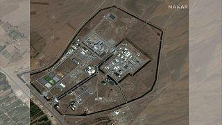 تاسیسات هستهای ایران در فردو