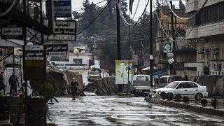 شهر قامشلی سوریه
