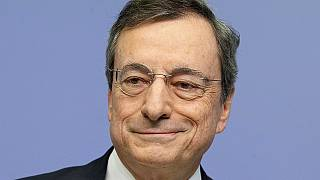 Mario Draghi, ex-president of the European Central Bank