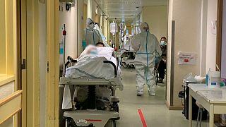 Urgência Covid do Centro Hospitalar Tondela-Viseu