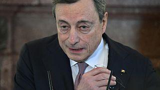 Crise politique en Italie : Mario Draghi appelé à l'aide par le président de la République