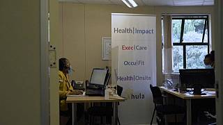 S. Africa call centre offers wellness services to support covid-19 patients