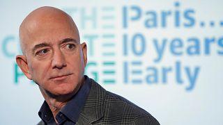 Amazon'un kurucusu Jeff Bezos
