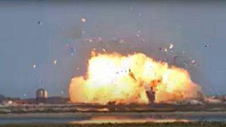 پیشنمونه استارشیپ، موشک ساخت شرکت اسپیساکس