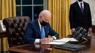 جو بایدن، رئیس جمهوری ایالات متحده آمریکا