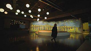 """L'esperienza immersiva """"Van Gogh. Il sogno"""" a Villesse, Gorizia"""