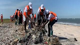 Senegalese Youth Mobilise to Clean Up on World Wetlands Day