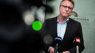 وزير المالية في الدنمارك مورتن بويدسكوف