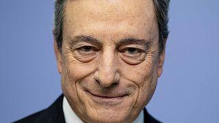 İtalya'da hükümet kurma görevi Eski Avrupa Merkez Bankası Başkanı Draghi'ye verildi